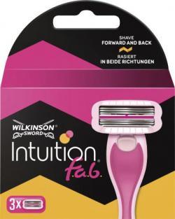 Wilkinson Intuition f.a.b. 3er Klingen