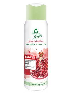 Frosch Senses Dusche Granatapfel Sensitive