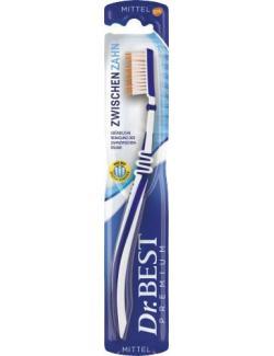 Dr. Best Zahnbürste Zwischenzahn mittel