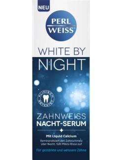 Perlweiss White by Night Zahnweiss Nachtserum