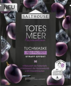 Salthouse Totes Meer Mineralien Tuchmaske Age Protect