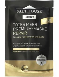 Salthouse Totes Meer Repair Premium Maske