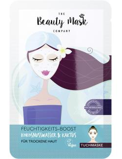 The Beauty Mask Company Tuchmaske Feuchtigkeits-Boost
