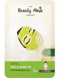 The Beauty Mask Company Tuchmaske Detox