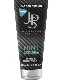 John Player Special Mint Active Carbon Hair & Body Wash