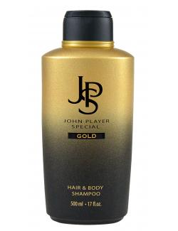 John Player Special Gold Hair & Body Shampoo