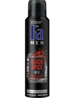 Fa Men Deo Spray Black Spice