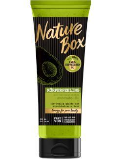 Nature Box Peeling Avocado-Öl