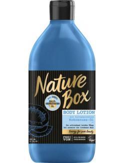 Nature Box Body Lotion Kokosnuss-Öl