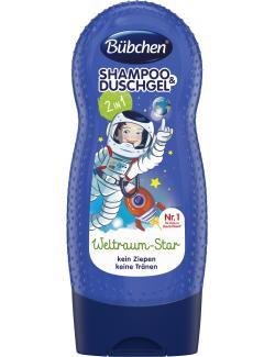 Bübchen Shampoo & Shower Weltraum Star