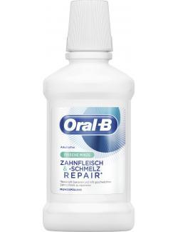 Oral-B Mundspülung Zahnfleisch und Zahnschmelz