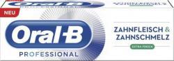 Oral-B Professional Zahnfleisch und Zahnschmelz extra frisch