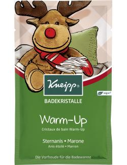 Kneipp Badekristalle Warm-Up Sternanis-Marone