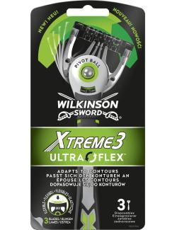 Wilkinson Sword Xtreme3 Ultra Flex Rasierer
