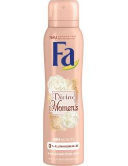 Fa Divine Moments Deo Spray Kamelienblüten-Duft