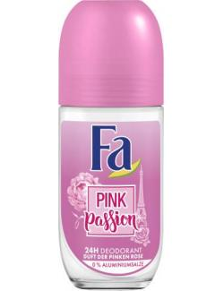 Fa Pink Passion Roll-On Duft der pinken Rose