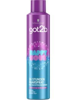 Schwarzkopf Got2b Haarspray Happy Hour