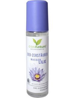 Cosnature Deo-Zerstäuber Wasserlilie