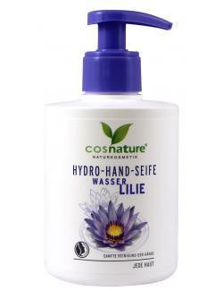 Cosnature Hydro-Hand-Seife Wasserlilie