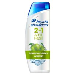 Head & Shoulders Anti-Schuppen Shampoo & Spülung 2in1 Apple Fresh