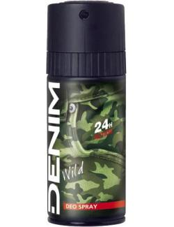 Denim Deospray Wild