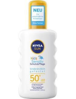 Nivea Sun Kids Sensitive Schutz & Pflege LSF 50+