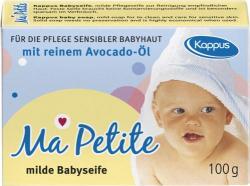 Kappus Ma Petite milde Babyseife