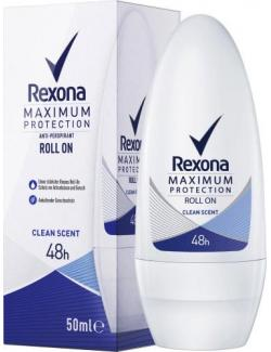 Rexona Maximum Protection Clean Scent Deo Roll-on
