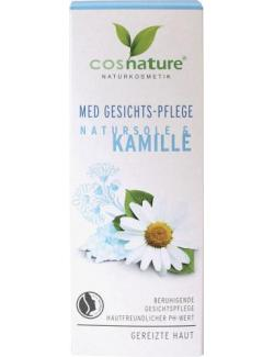 Cosnature Med Gesichts-Pflege Natursole & Kamille