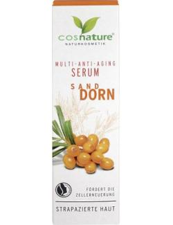 Cosnature Multi-Anti-Aging Serum Sanddorn