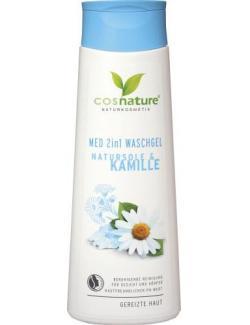 Cosnature Med 2in1 Waschgel Natursole & Kamille