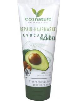 Cosnature Repair-Haarmaske Avocado & Mandel