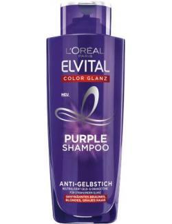 L'Oréal Elvital Color Glanz Purple Shampoo