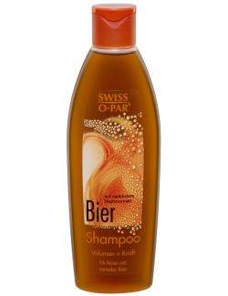 Swiss-O-Par Bier Shampoo Volumen + Kraft