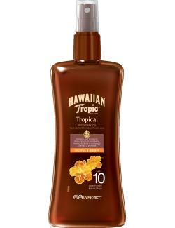 Hawaiian Tropic Protective Dry Spray Öl LSF 10