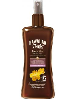 Hawaiian Tropic Protective Dry Spray Öl LSF 15