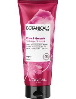 L'Oréal Botanicals Fresh Care Rose & Geranie Farbglanz Spülung