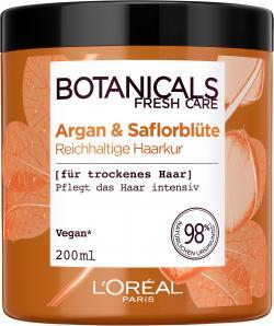 L'Oréal Botanicals Fresh Care Argan & Saflorblüte Reichhaltige Haarkur