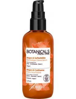 L'Oréal Botanicals Fresh Care Argan & Saflorblüte Reichhaltiges Crème Serum