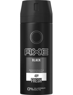 Axe Bodyspray Black