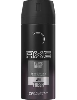 Axe Bodyspray Black Night