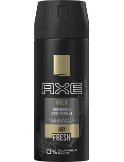 Axe Bodyspray Gold