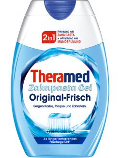 Theramed Zahnpasta Gel Original-Frisch