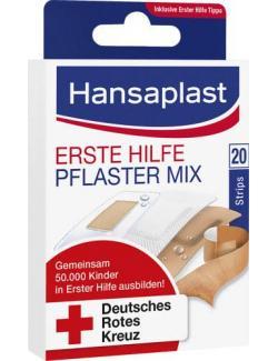 Hansaplast Erste Hilfe Pflaster Mix