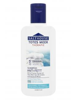 Salthouse Totes Meer Therapie Shampoo Anti-Fett