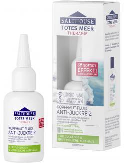 Salthouse Totes Meer Therapie Kopfhaut Fluid Anti-Juckreiz