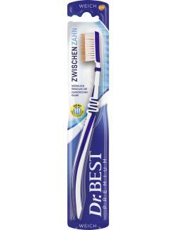 Dr. Best Zahnbürste Zwischenzahn weich