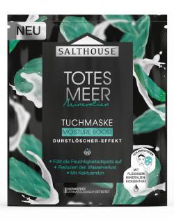 Salthouse Totes Meer Mineralien Tuchmaske Moisture Boost