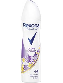 Rexona Motionsense Active Morning Deo Spray