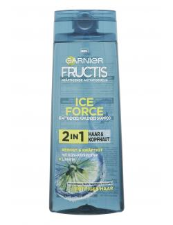 Garnier Fructis Ice Force 2in1 Shampoo Limette